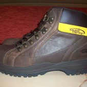 Кожаные фирменные мужские ботинки 43 р - Новые