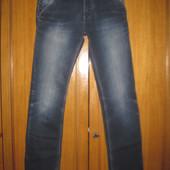 Утепленные штаны для  подростка р.29