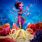 кукла монстр хай кала мерри большой кошмарный риф monster high Kala Mer´ri great scarrier reef