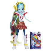 Кукла Рэйнбоу Дэш из серии Радужный рок My little pony rainbow dash equestria girls