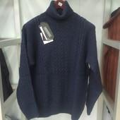 Мужской свитер NST синий