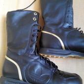 Ботинки кожа утеплённые Adidas-оригинал р.38