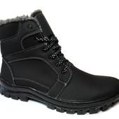 Ботинки Мужские Зимние отличного качества (МК03)