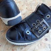 Фирменные кроссовки-мокасины Gabor-размер 38-длина стельки-24,5 см