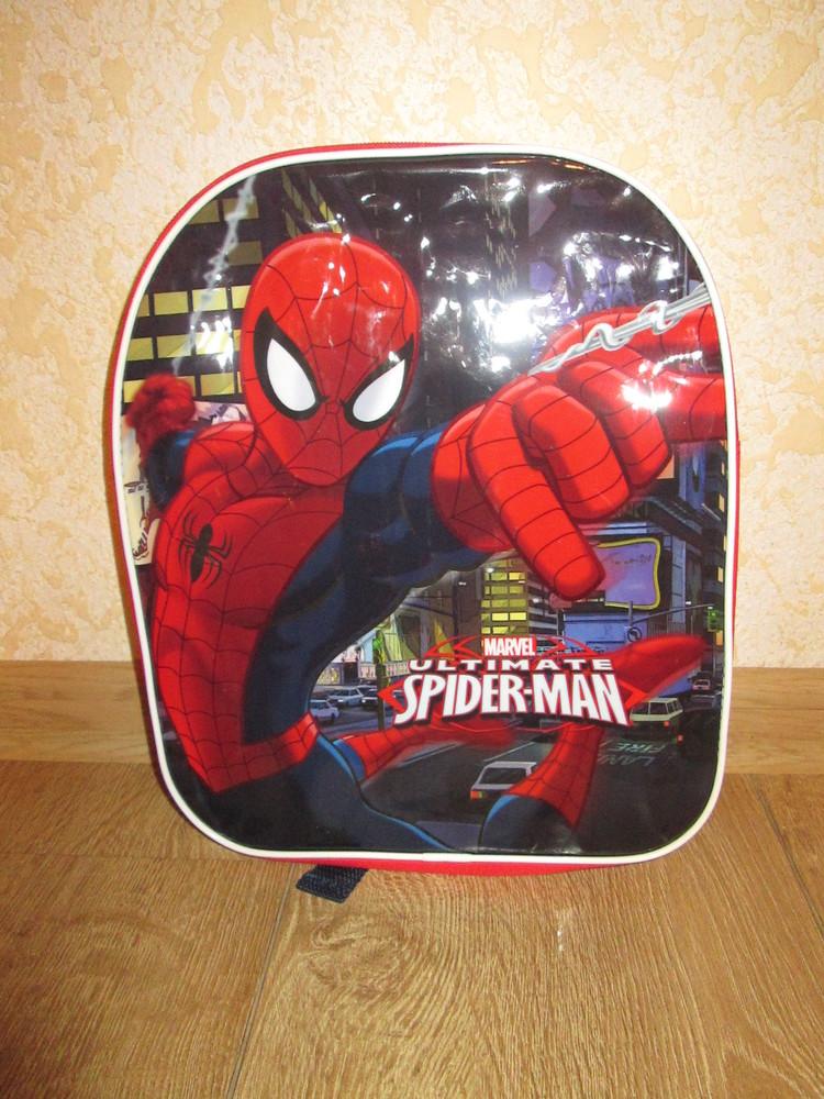Детский рюкзачок (рюкзак)  Человек-паук Спайдермен фото №1