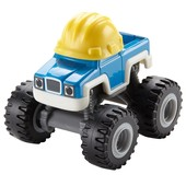 Fisher-Price Nickelodeon Blaze and the monster machines worker truck - рабочий грузовик