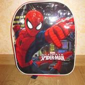 Детский рюкзачок (рюкзак)  Человек-паук Спайдермен