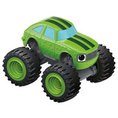Fisher-Price Nickelodeon Blaze and the monster machines Pickle diecast truck - огурчик