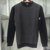 Мужской свитер Burak черный
