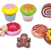 Игровой набор «Пирожные», Lelin Артикул: 65-016