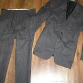 Paco Rabanne мужской костюм. pure new wool.Оригинал. Франция.