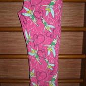 Штаны фланелевые,пижамные,женские, размер L Disney