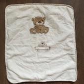 маленькое, теплое одеяло для коляски или люльки. mothercare