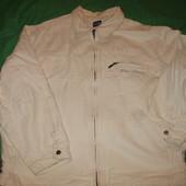 Куртка джинсовая,унисекс,на хлопковой подкладке,р.52-54.