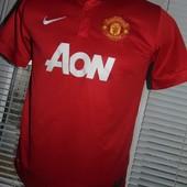Фірмова футболка оригінал . Nike Манчестер .3-6 років