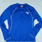 Puma термофутболка,М р-р,наш 48-50,цвет синий,сток
