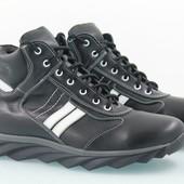 зимние мужские ботинки модель:В-з 152