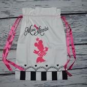 Мешочек мешок пижамница для вашей принцессы или вас оригинал с Минни Маус