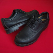 Туфли Clarks Classic натур кожа 44 размер