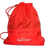 Спортивная сумка портфель красная (W-2827 r)
