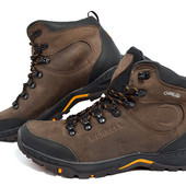 Ботинки Merrell Gore-Tex на меху, натур кожа 3 цвета