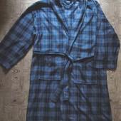Мужской теплый халат 50-52