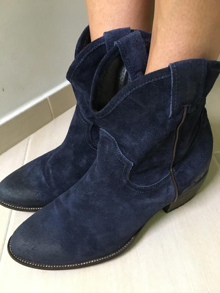 Продам замшевые ботинки Maddison фото №1