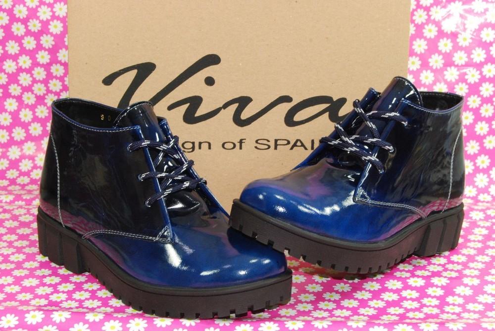 Женкие зимние ботинки Viva Вива фото №1
