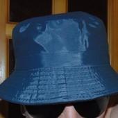 Фирменная стильная флисовая панама шапка 57-58 .
