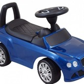 Машинка-каталка Alexis-Babymix Z-326P Bentley  матовая краска