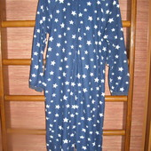 Пижама флисовая,женская, размер М, рост до 165 см