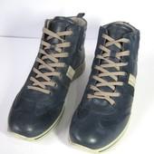 Кроссовки, ботинки Ecco! Оригинал! Кожа!