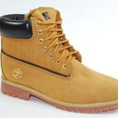 Мужские ботинки Timberland натуральный мех