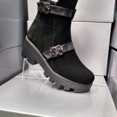 Удобные ботиночки Натуралки Деми