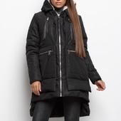 Куртка зимняя женская 42-46 три цвета