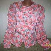 Блуза, блузка Л/М-44/46 размер.