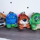 Рюкзачки детские 3D!