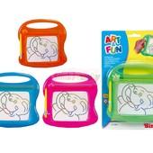 Цветная панель для рисования на магнитной основе Simba