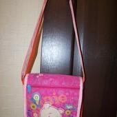 Яркая сумочка через плечо Disney