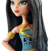Кукла Monster high beast pet Cleo de Nile Клео де Нил c питомцем