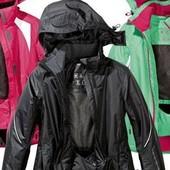 Зимняя термо куртка Crivit (германия), размер 40 и  44 евро , цвет черный