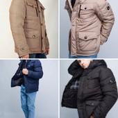Зимняя курточка мужская