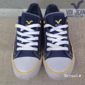 Кеды Voi Jeans 100% оригинал! - 42р.