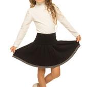 детская юбка на девочку теплая