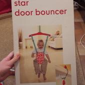 Прыгунки дверные прыгунок джампер Mothercare