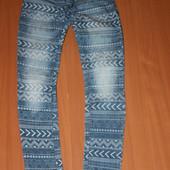 крутые джинсы размер хс