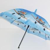 Детский новый зонт Самолёты