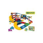 Паркинг Wader Kid Cars 3D с трассой 9, 1 м Арт. 53070