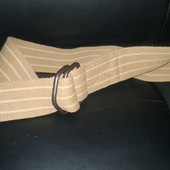 Пояс котоновый к джинсам плотный 90см