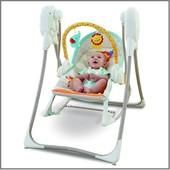Кресло Качалка Fisher Price Bfh07